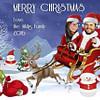 Santa Claus Photo Card