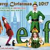 Buddy the Elf Christmas Card