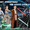 Star Wars Christmas Card