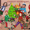 Ugly Sweater Funny Photo Christmas card