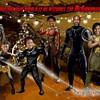 Black Panther Christmas Card
