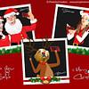 Funny Elfie Selfie XMAS Card for the Family