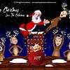 funny family christmas card photo ideas
