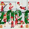 Funny Company Holiday Card