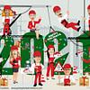 Year Christmas card