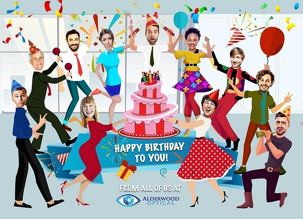 From all of Us Card